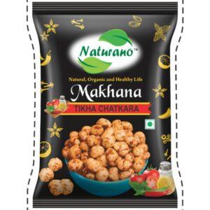 NATURANO'S MAKHANA TIKHA CHATKARA