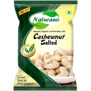 NATURANO'S CASHEWNUT SALTED