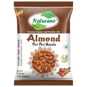 NATURANO'S ALMOND PERI PERI