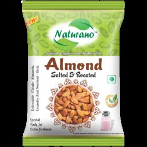 NATURANO'S ALMOND MASALA
