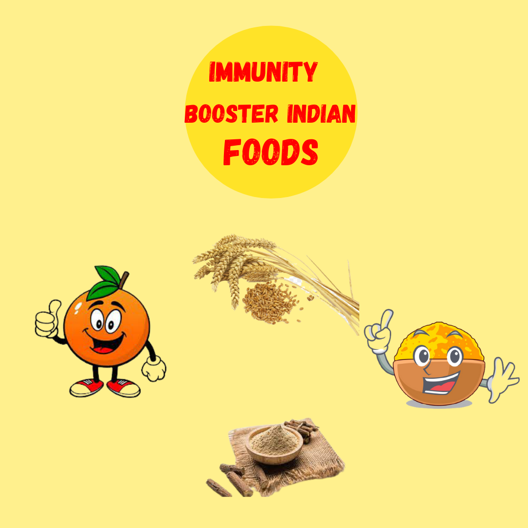 Immunity Booster Indian Food
